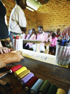 Art Therapy at Prince Primary School